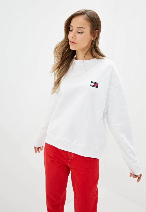 все цены на Свитшот Tommy Jeans Tommy Jeans TO052EWFVVT1 онлайн
