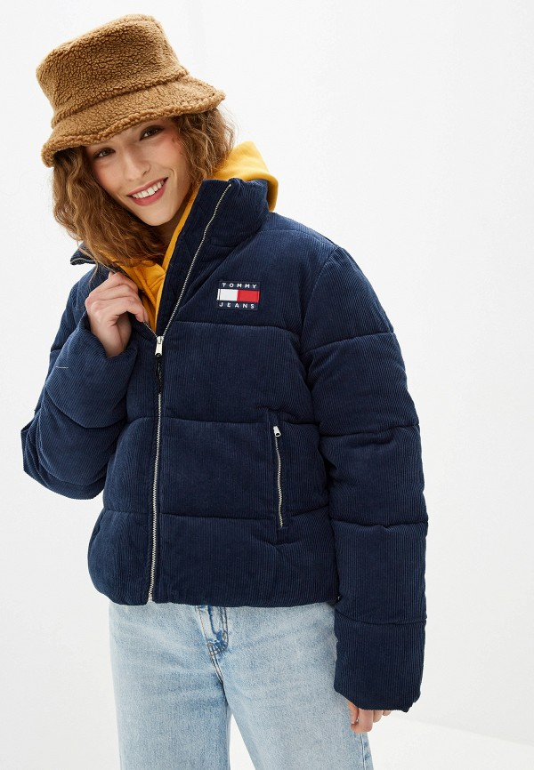Куртка утепленная Tommy Jeans Tommy Jeans TO052EWFVVV1 куртка утепленная tommy jeans tommy jeans to052ewfvvv0