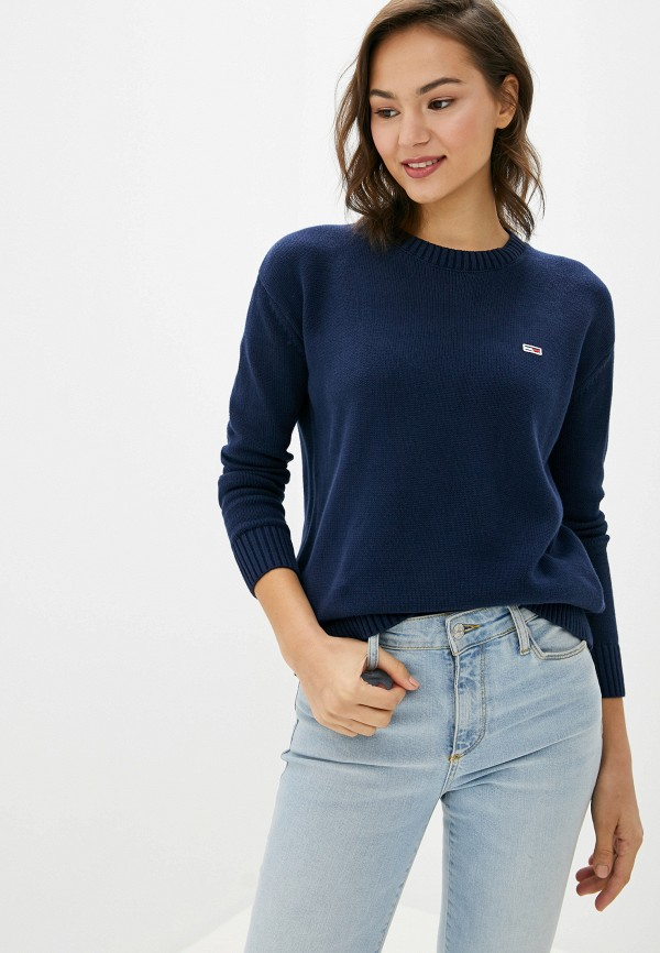 купить Джемпер Tommy Jeans Tommy Jeans TO052EWFVWN0 по цене 7490 рублей