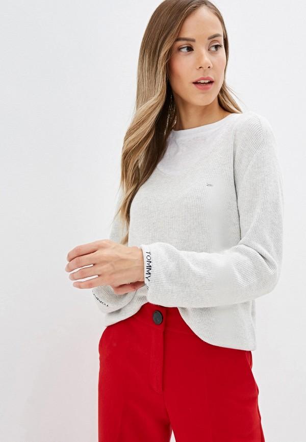 купить Джемпер Tommy Jeans Tommy Jeans TO052EWGIYW6 по цене 8990 рублей