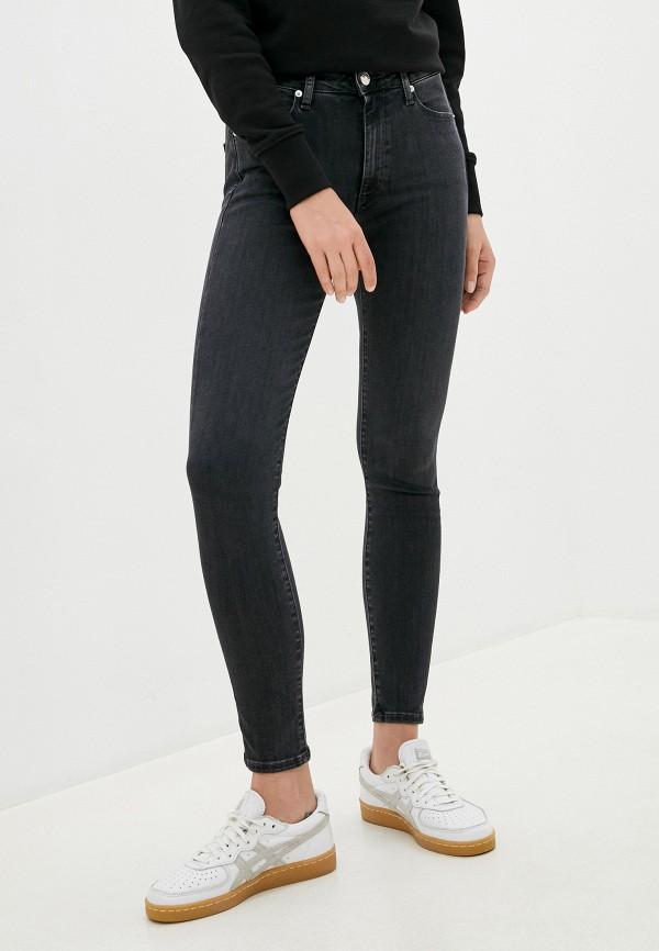 женские джинсы tommy jeans, черные