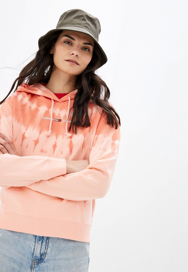 женские худи tommy jeans