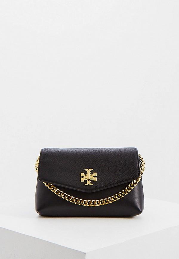 женская сумка tory burch, черная