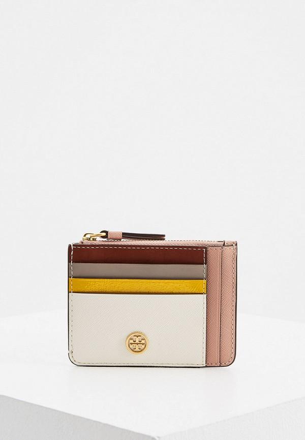 женский кошелёк tory burch, разноцветный