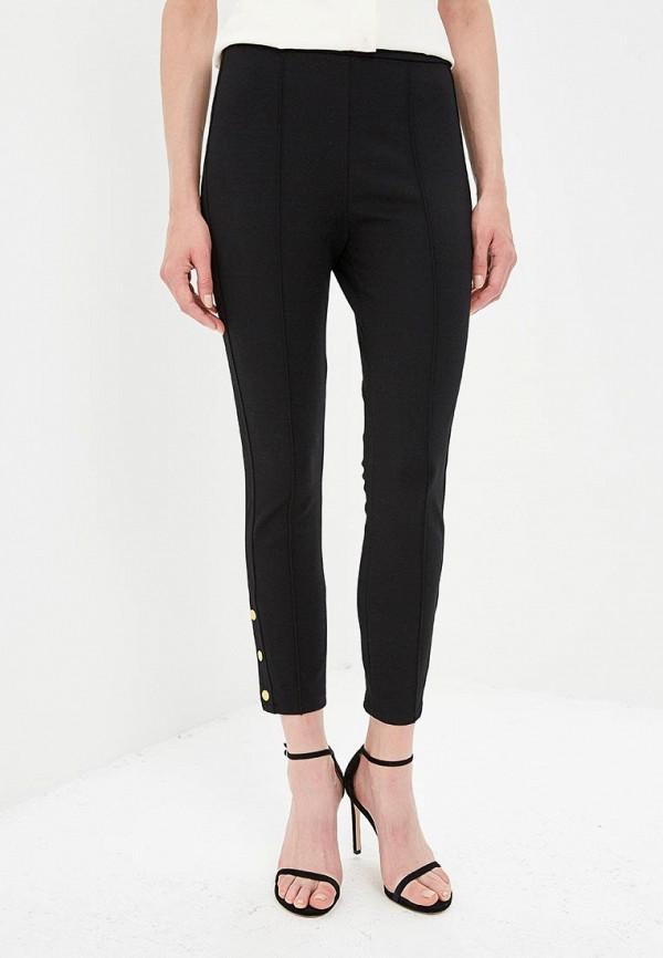 женские повседневные брюки tory burch, черные