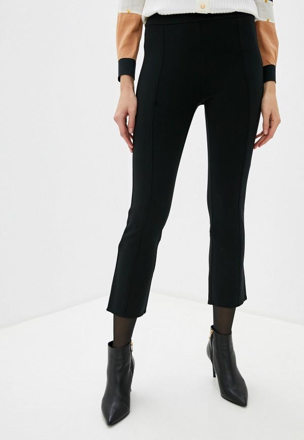 женские классические брюки tory burch, черные