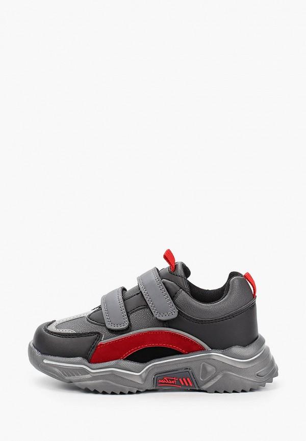 кроссовки tom-miki для мальчика, черные