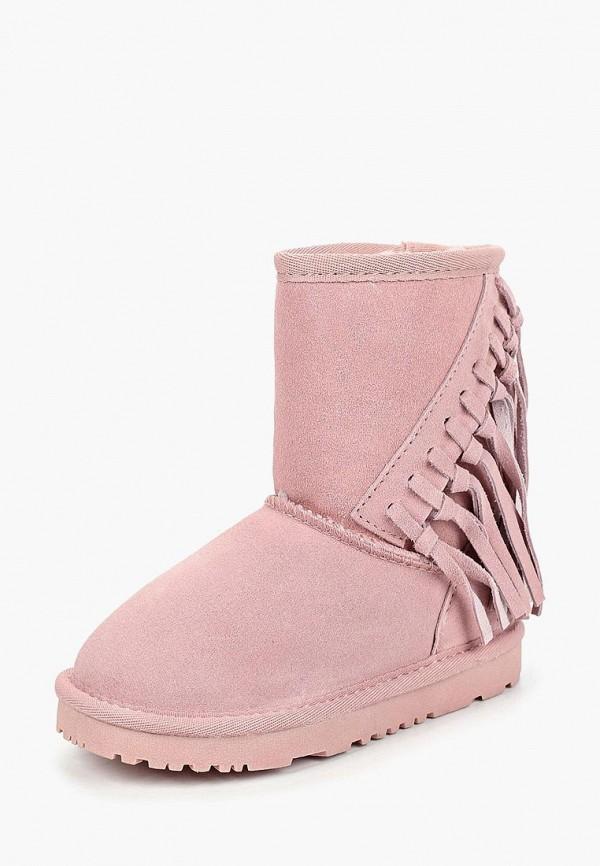 сапоги tom-miki для девочки, розовые