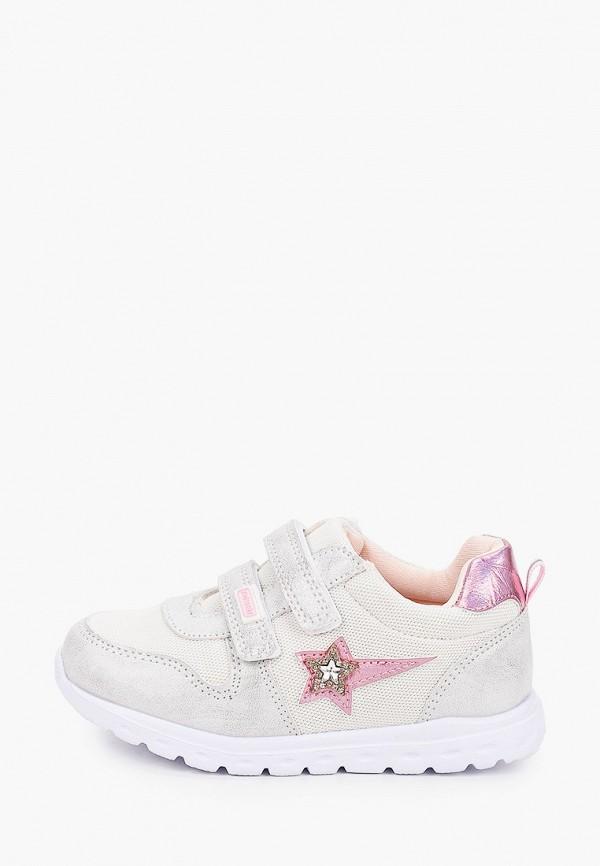 кроссовки tom-miki для девочки, белые