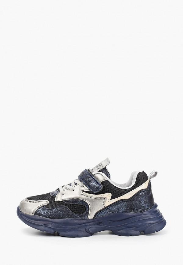 кроссовки tom-miki для девочки, синие