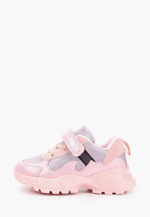 кроссовки tom-miki для девочки, розовые