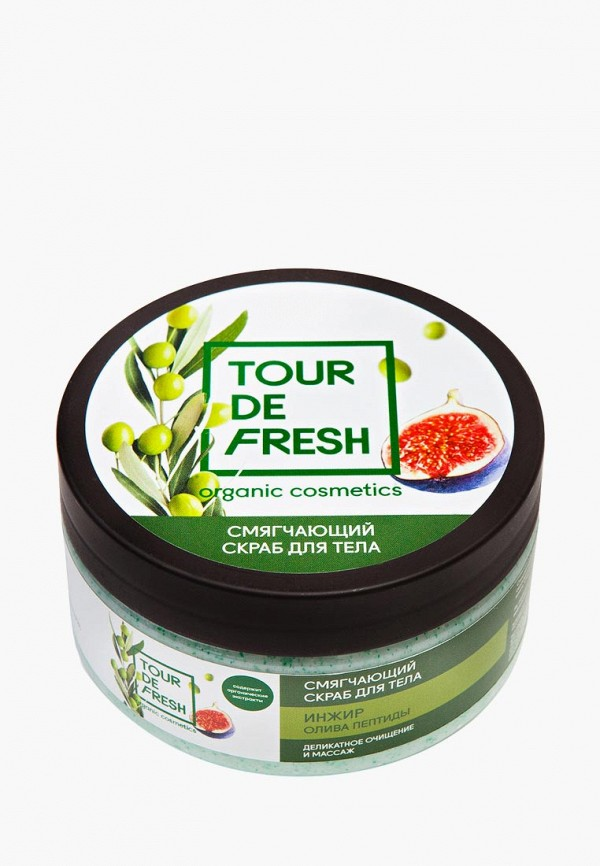 Скраб для тела Tour De Fresh Tour De Fresh TO057LWCGOD1 скраб для лица tour de fresh tour de fresh to057lwcglh7