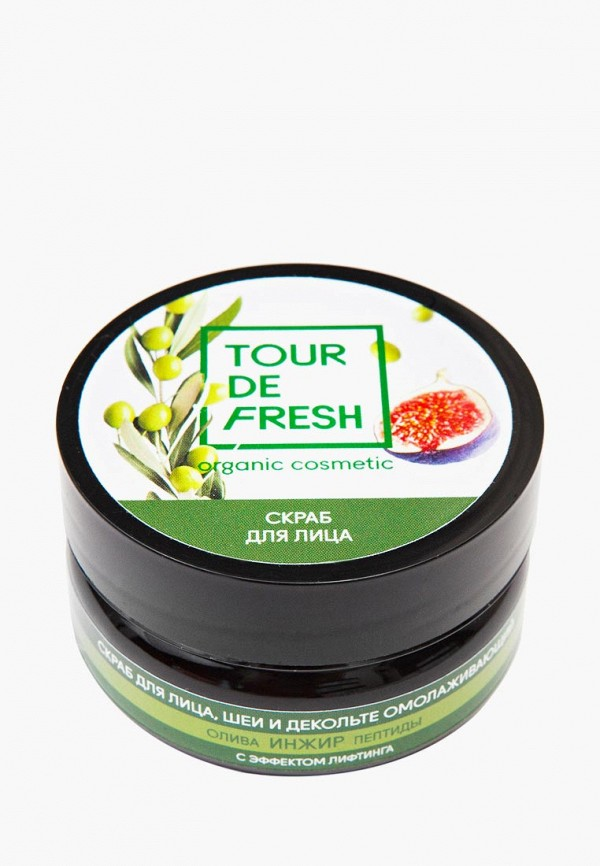 Скраб для лица Tour De Fresh Tour De Fresh TO057LWCGOD5 скраб fresh face биобьюти скраб fresh face