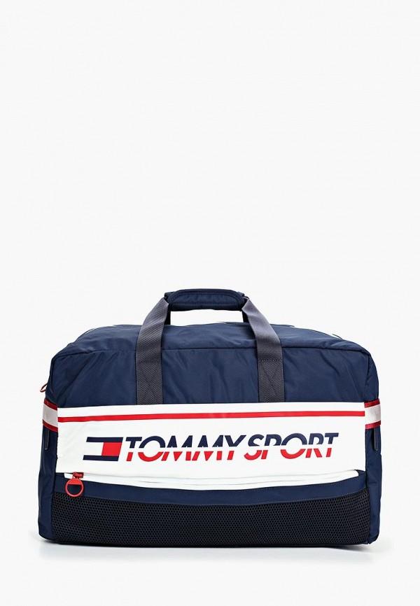 Сумка дорожная Tommy Sport Tommy Sport TO058BUEJMC8 цены
