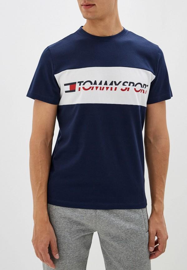 Футболка Tommy Sport Tommy Sport TO058EMEJMA5 sport