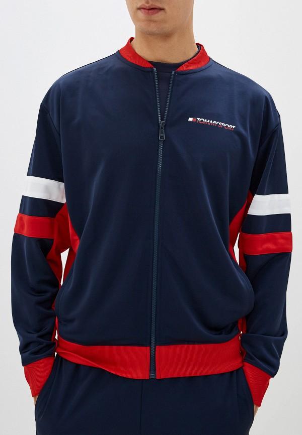 Олимпийка Tommy Sport Tommy Sport TO058EMFXZG7 цены онлайн