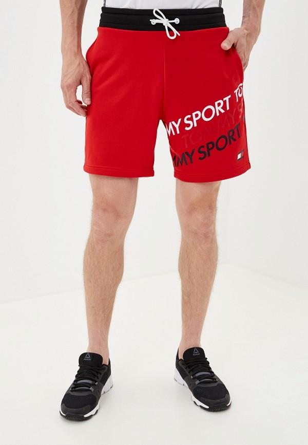 Фото - Шорты спортивные Tommy Sport красного цвета