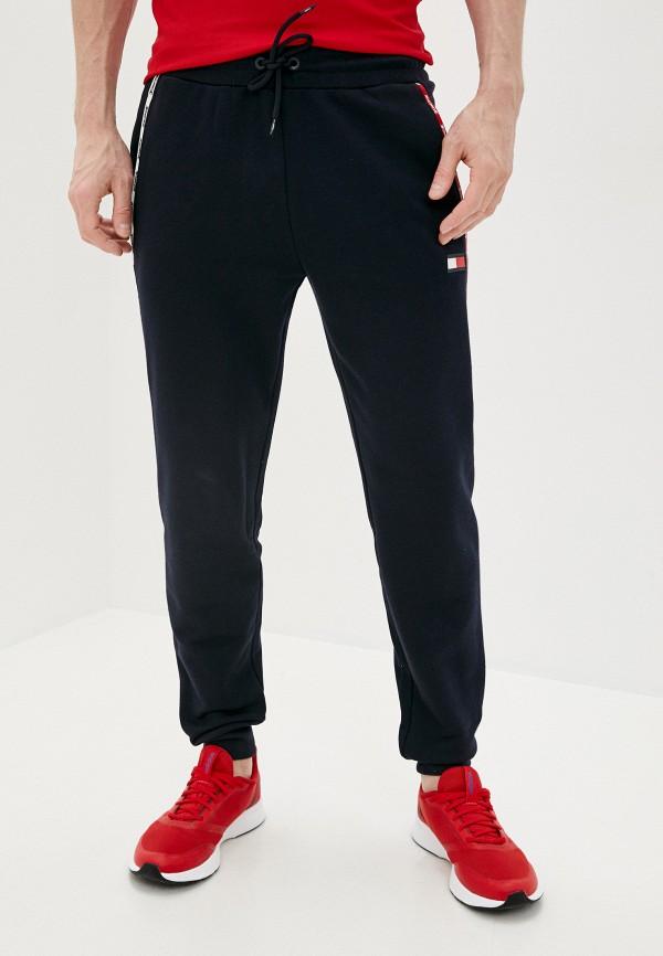 мужские спортивные брюки tommy sport, черные