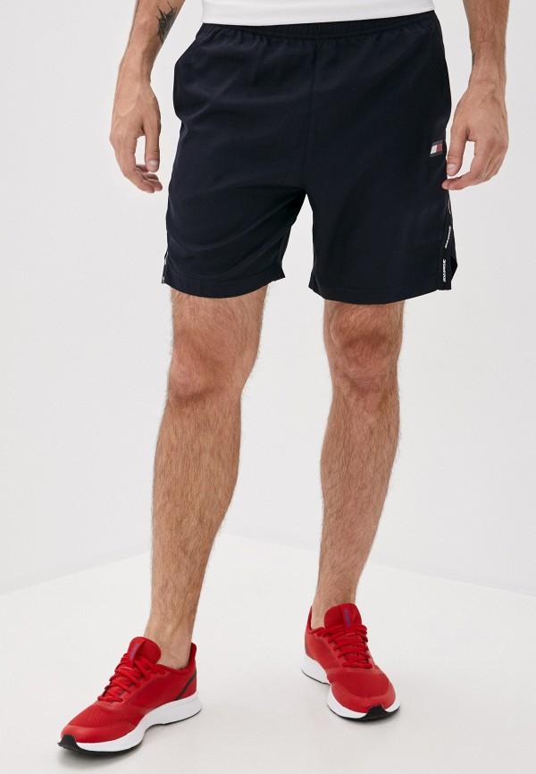 мужские спортивные шорты tommy sport, синие