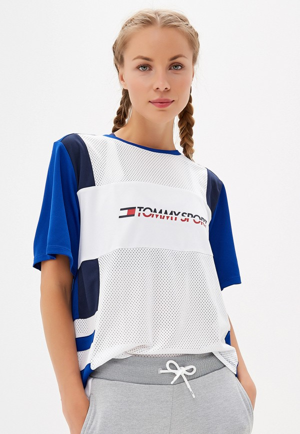 Футболка Tommy Sport Tommy Sport TO058EWFIMU2 sport