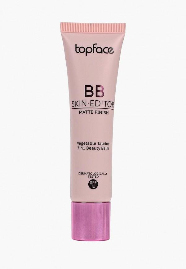 BB-Крем Top Face Top Face TO059LWEXEE4 black choker sleeveless crop top