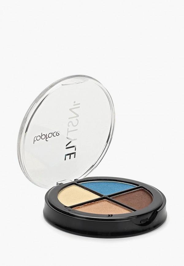 тени для век top face, разноцветный