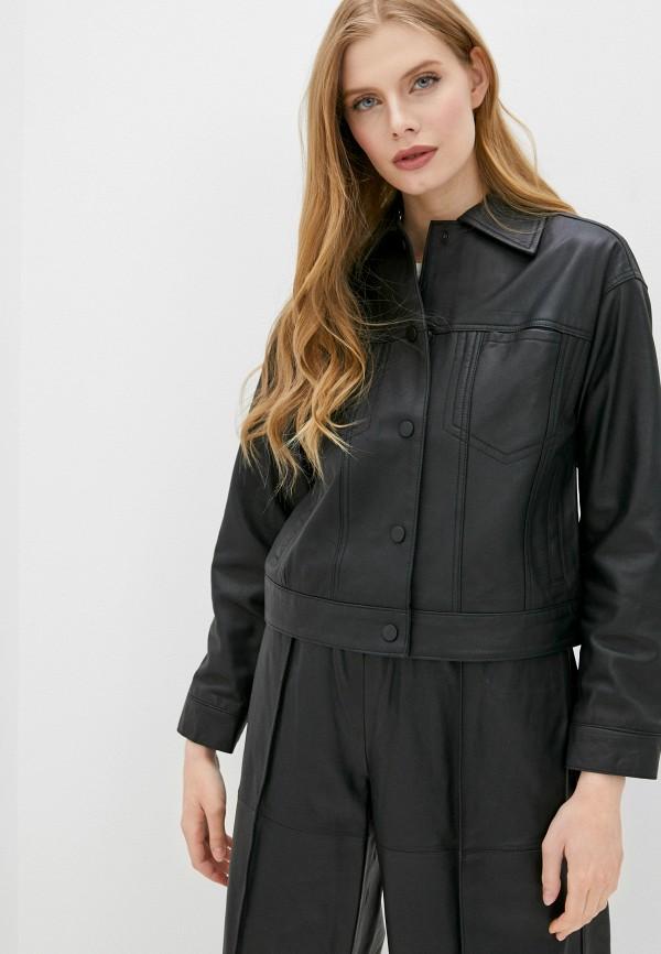 Куртка кожаная Topshop Boutique