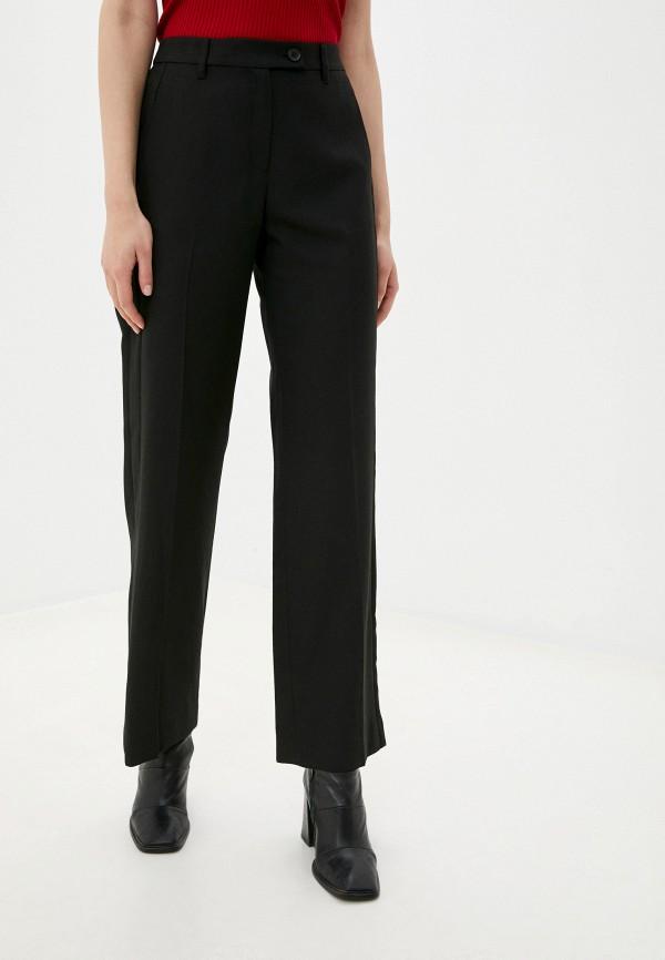 женские классические брюки topshop boutique, черные