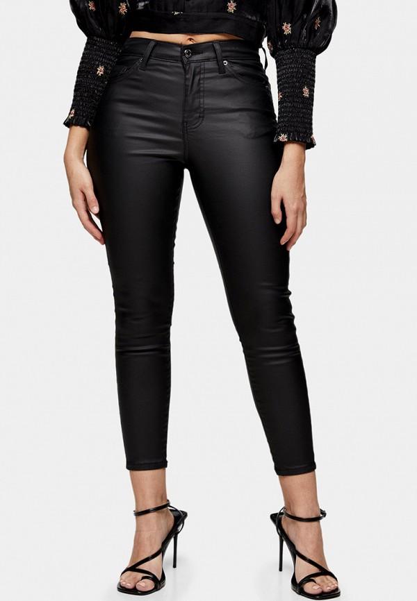 женские брюки topshop petite, черные