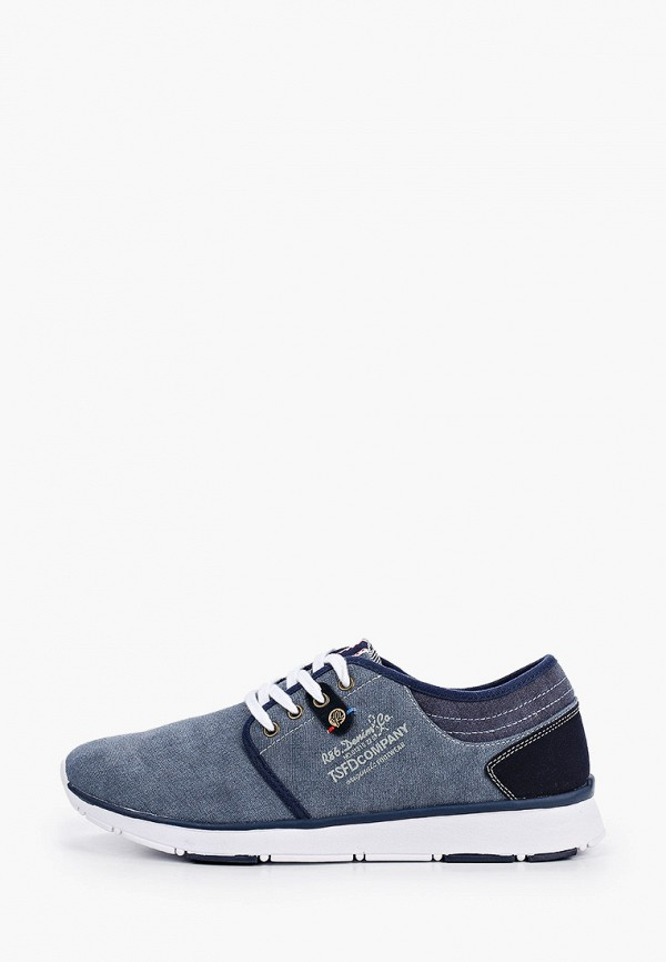 мужские кроссовки torsion field, синие