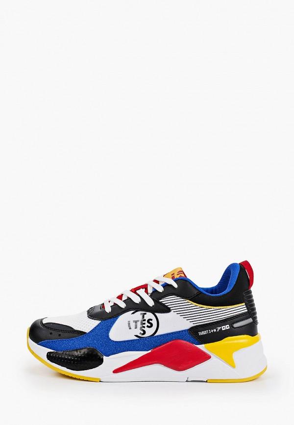 мужские кроссовки torsion field, разноцветные