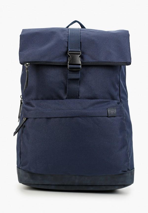 мужской рюкзак tom tailor, синий