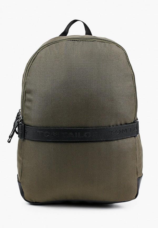 мужской рюкзак tom tailor, хаки