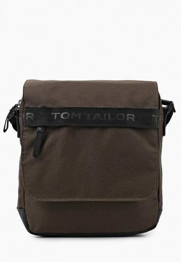 женская сумка tom tailor, хаки