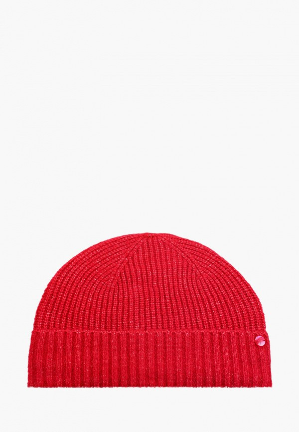женская шапка tom tailor, красная