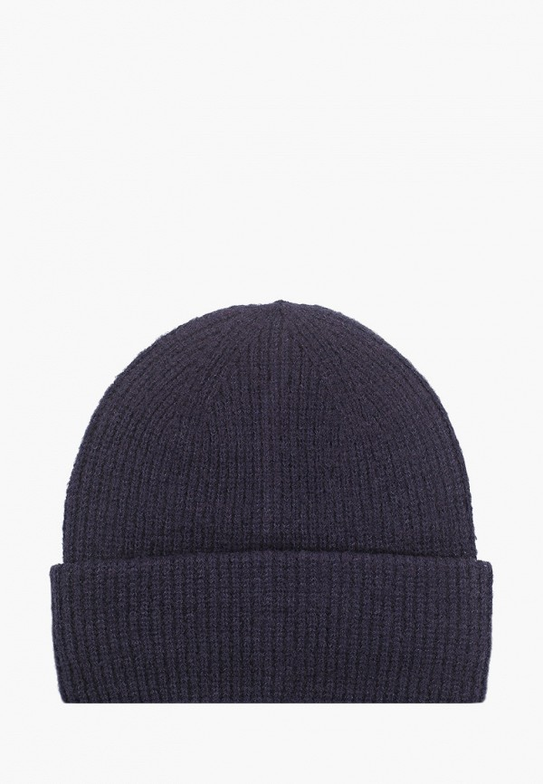 женская шапка tom tailor, синяя