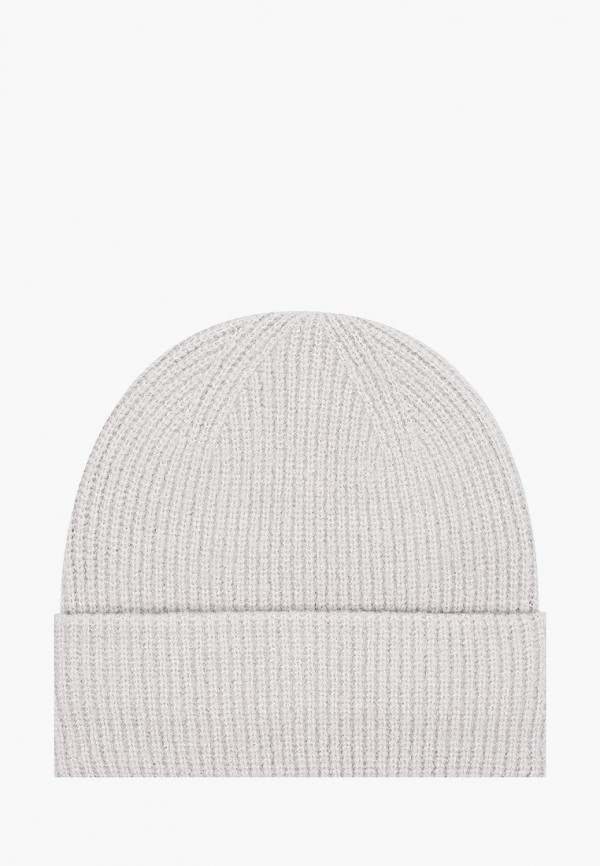 женская шапка tom tailor, серая