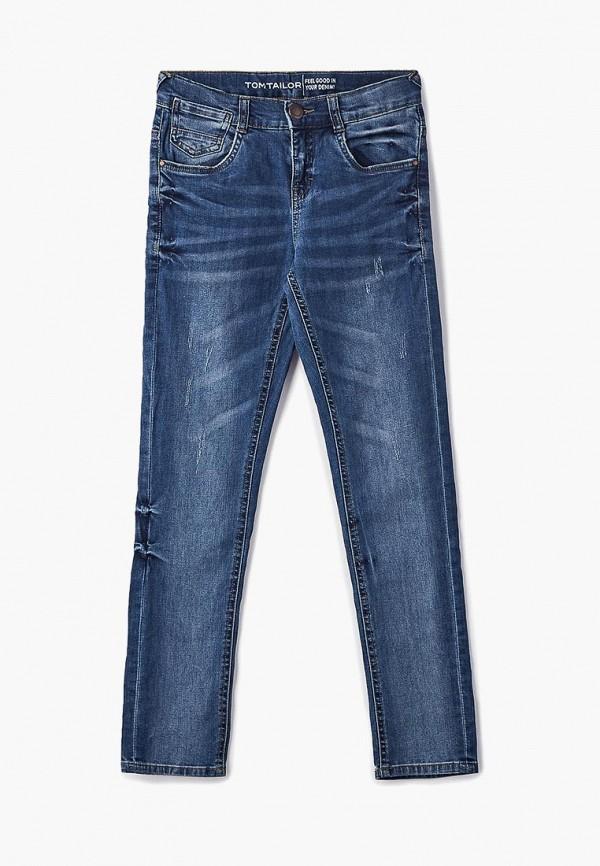 Джинсы Tom Tailor Tom Tailor TO172EBBXFO8 джинсы мужские tom tailor цвет синий 6205520 00 10 1052 размер 36 34 50 52 34
