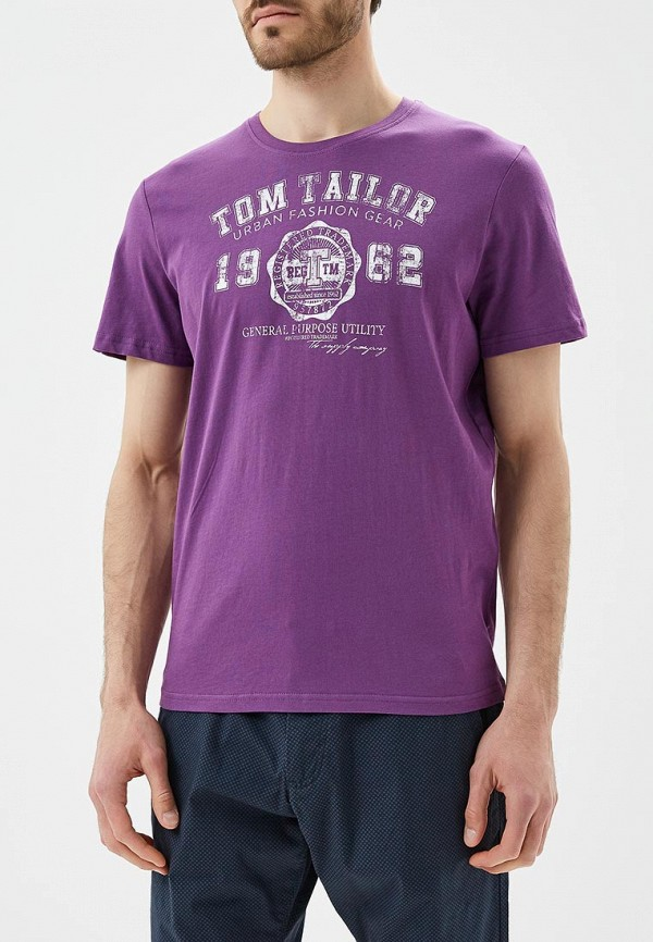 Футболка Tom Tailor Tom Tailor TO172EMBEDT4