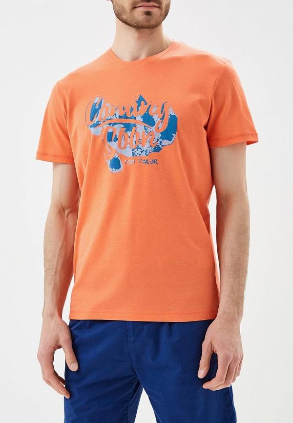 Футболка Tom Tailor Tom Tailor TO172EMBEDT8 футболка tom tailor 1037705 00 10 2063