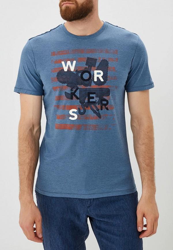 Футболка Tom Tailor Tom Tailor TO172EMBXGB6 футболка tom tailor tom tailor to172embxga6