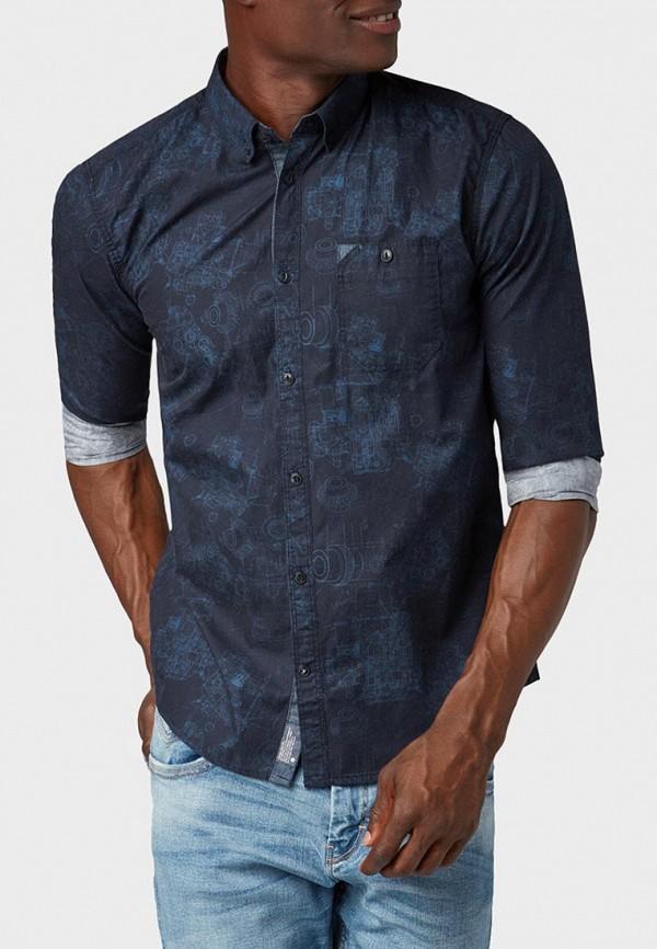 Рубашка Tom Tailor Tom Tailor TO172EMBXGD2 рубашка tom tailor tom tailor to172emdldj5