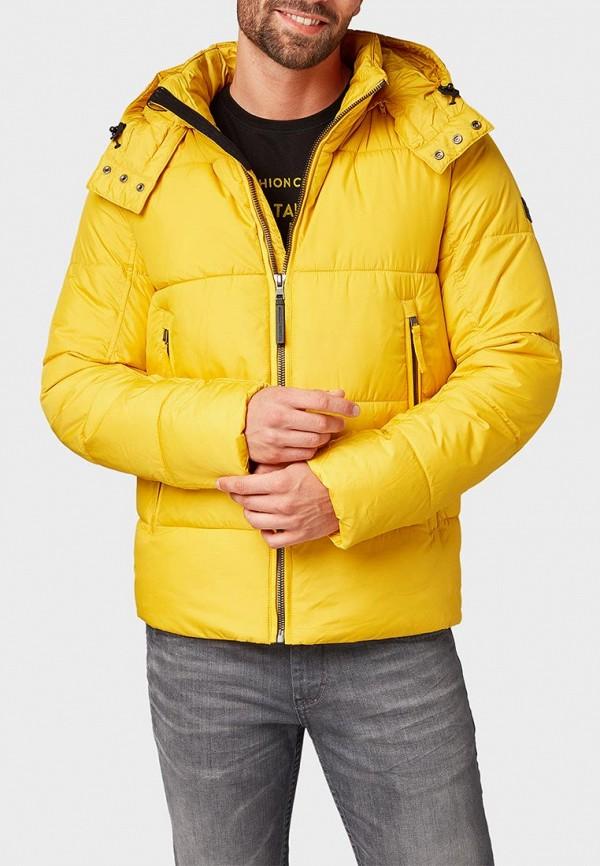 Фото Куртка утепленная Tom Tailor Tom Tailor TO172EMBXGI3
