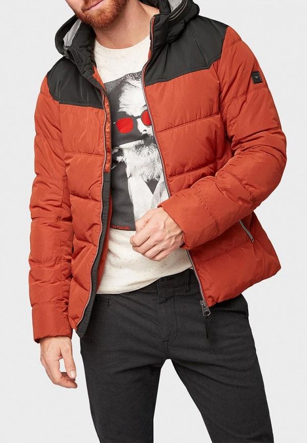 Куртка утепленная Tom Tailor Tom Tailor TO172EMBXGI7 куртка утепленная tom tailor tom tailor to172emcusv3