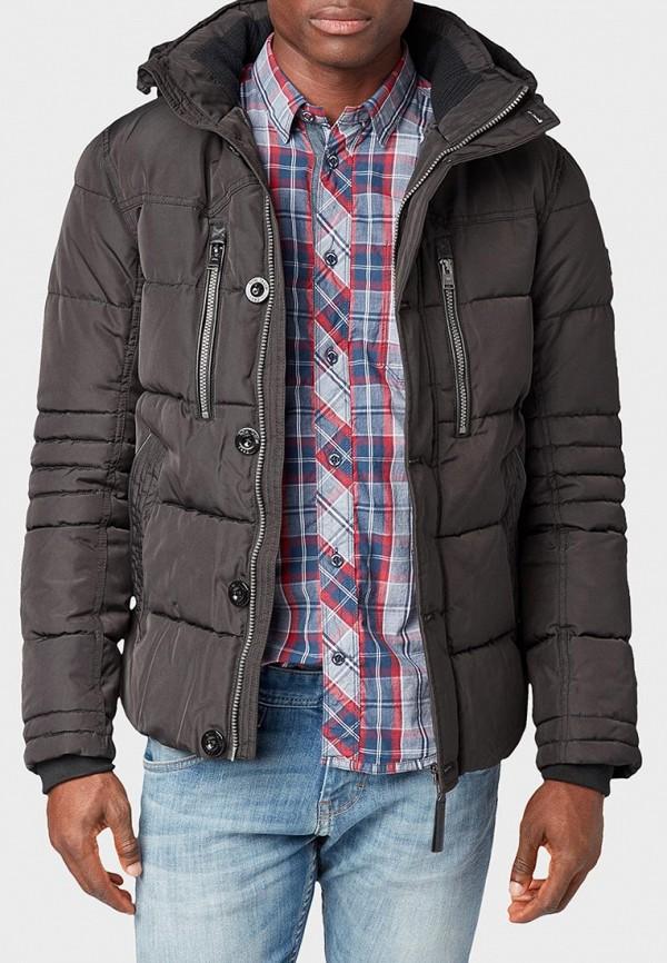 Купить Куртка утепленная Tom Tailor, to172embxgk7, серый, Осень-зима 2018/2019
