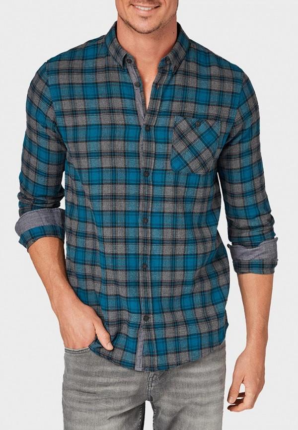 Рубашка Tom Tailor Tom Tailor TO172EMBXGS8 рубашка tom tailor tom tailor to172emdldj5