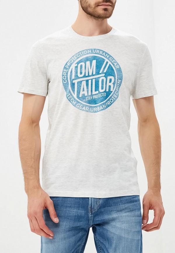 Футболка Tom Tailor Tom Tailor TO172EMBXGT0 футболка tom tailor tom tailor to172embxga6