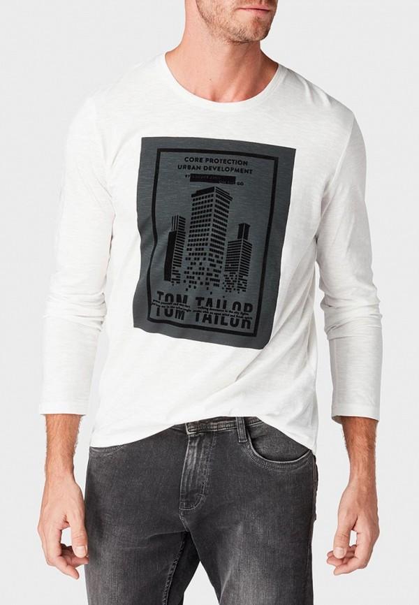 Лонгслив Tom Tailor Tom Tailor TO172EMBXGU1 tom tailor 2032869 09 70 8210