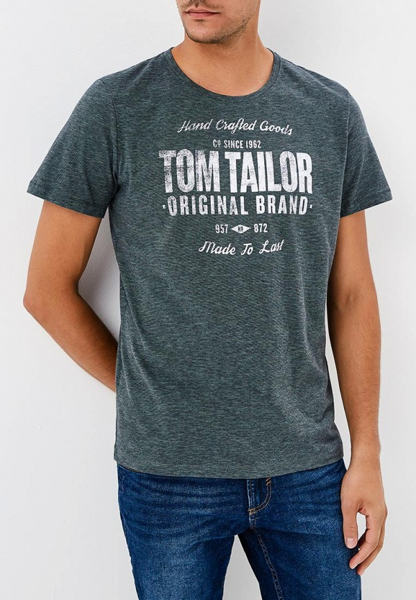 Футболка Tom Tailor Tom Tailor TO172EMBXHE9