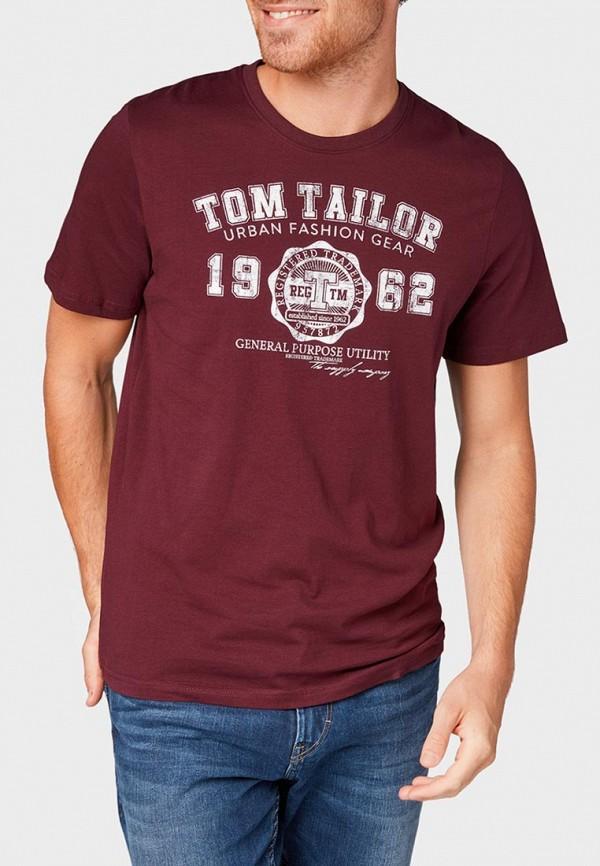 Футболка Tom Tailor Tom Tailor TO172EMBXHN3 футболка tom tailor tom tailor to172embxga6